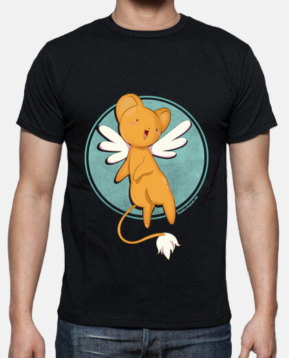 man t-shirt kero sakura card captor