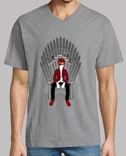man trône bowie