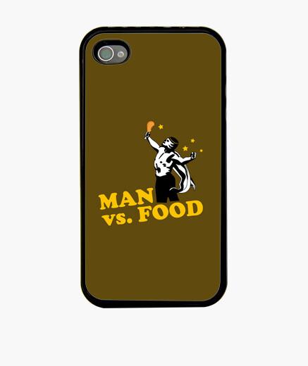 Funda iPhone Man vs Food IPhone 4
