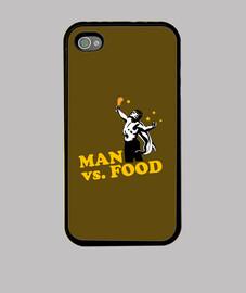 Man vs Food IPhone 4