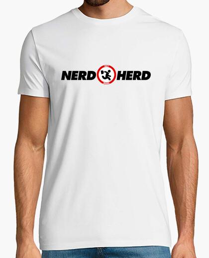 Camiseta manada del empollón