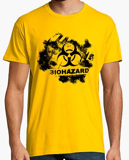 Camiseta Mancha Biohazard