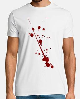 manchas de sangre de halloween