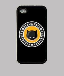 manches chauve-souris ndndndnd iphone 4 / 4s
