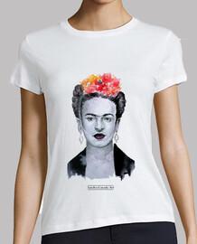 manches courtes femmes frida kahlo