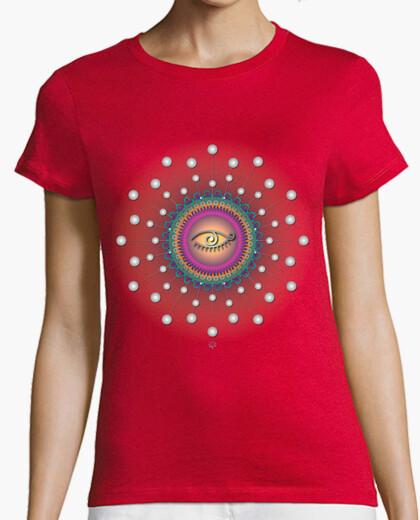 T-shirt mandala