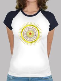 Mandala amarillenta