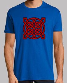 Mandala Celta rojo