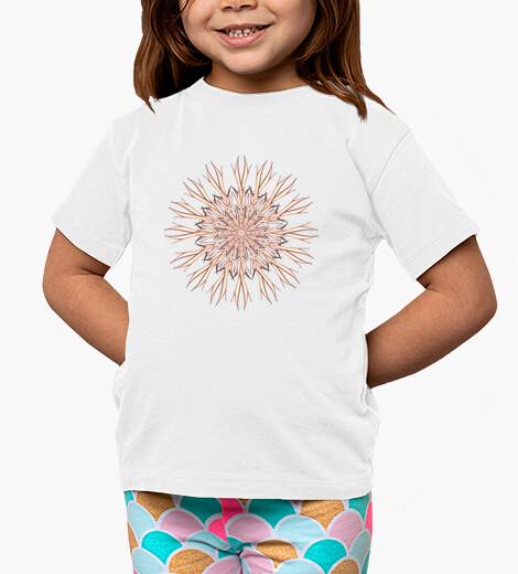 Ropa infantil Mandala colores pastel