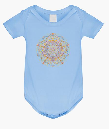 Ropa infantil mandala neural 2