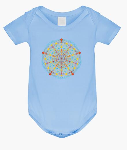 Ropa infantil mandala neuronal 1