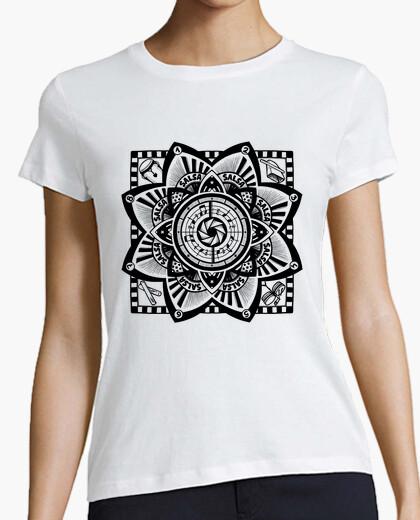Camiseta Mandala Salsa