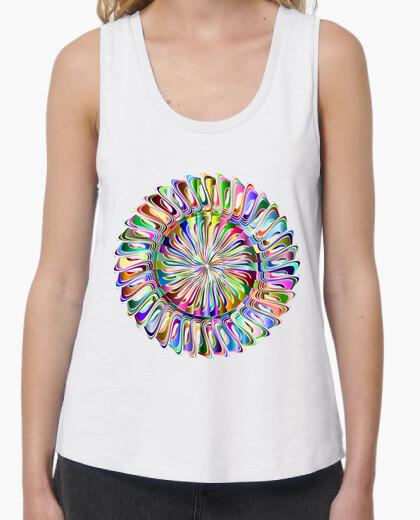Camiseta Mandala Turbina