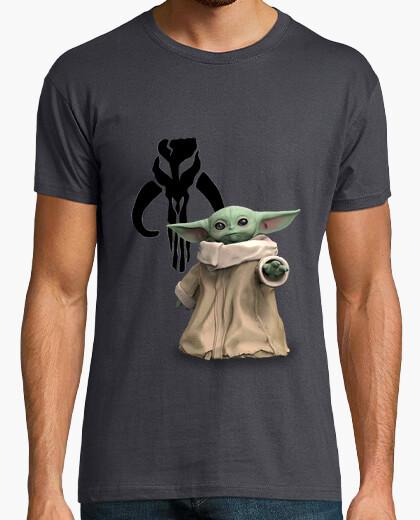 Camiseta Mandalorian Child
