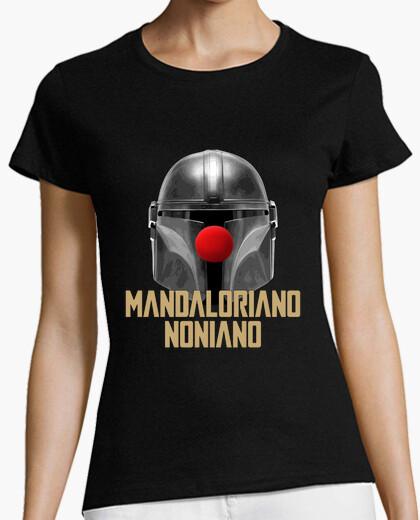 Camiseta MANDALORIANO NONIANO M