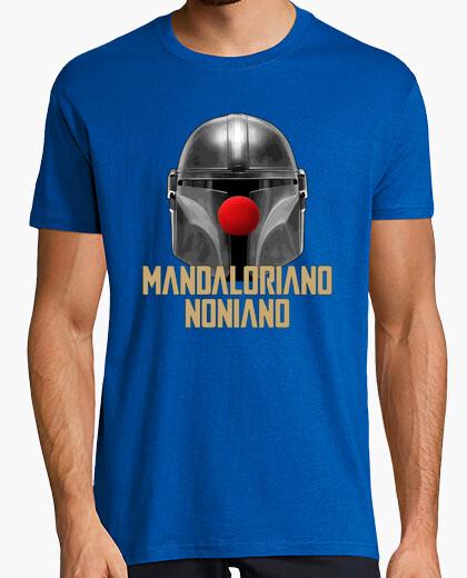Tee-shirt mandalorien noniano h