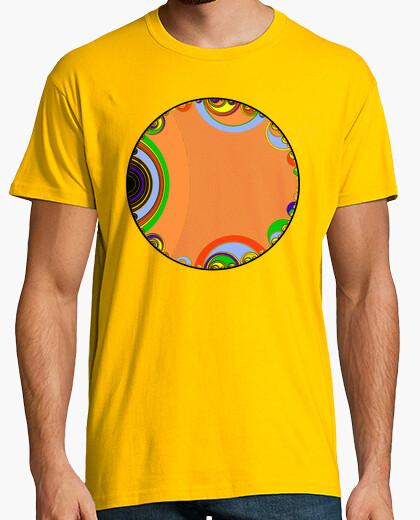 Camiseta Mandelbrot-Thurston - chico