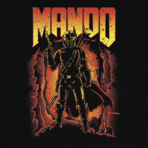 Tee-shirts Mandoom