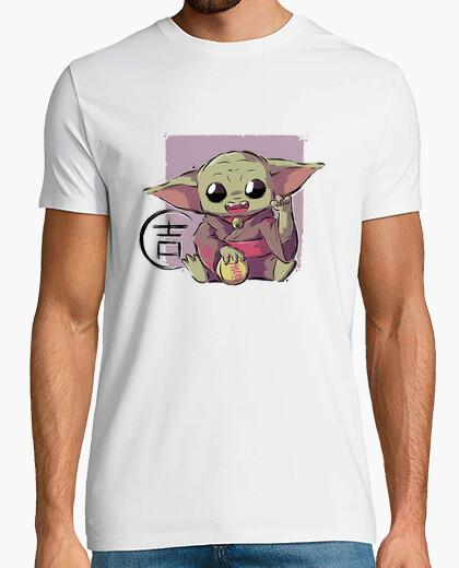 T-shirt maneki grogu