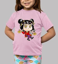 Manga Baby Girl