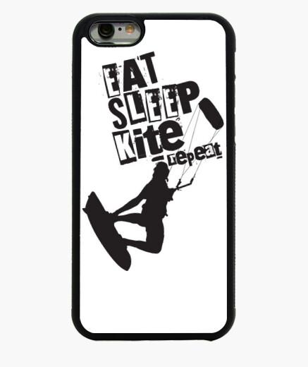 Coque Iphone 6 / 6S manger kite iphone de sommeil 6 cas