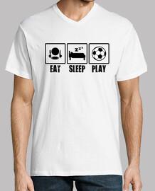 manger le jeu de sommeil