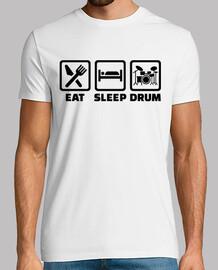 manger tambour de sommeil