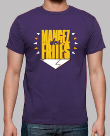Mangez des frites - Men/Purple