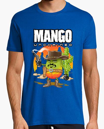 Camiseta Mango unchained