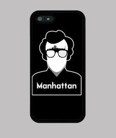 Manhattan iphone