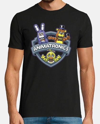 maníacos animatronic
