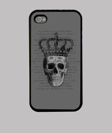 manica iphone44s royal skull