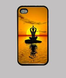 manica yoga twilight arancione
