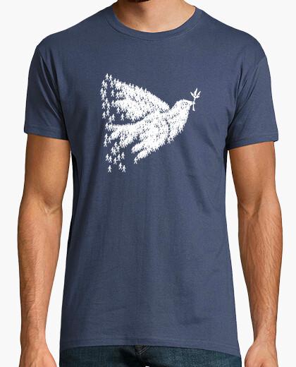 Camiseta Manifestación por la Paz