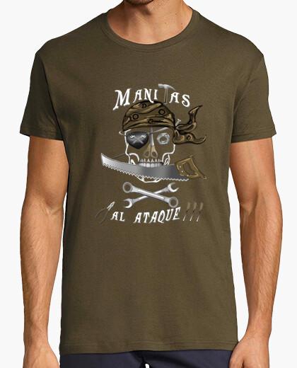 Camiseta Manitas al ataque