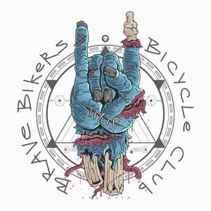 T-shirt Mano Cornuda Zombie