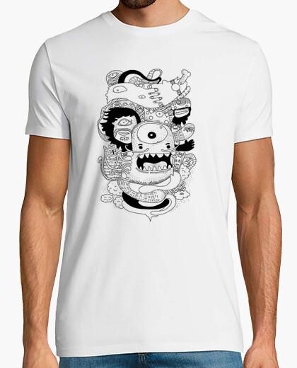 Camiseta Manos cruzadas