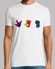 manos de heroe