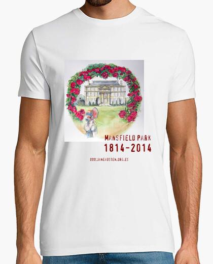 Tee-shirt Mansfield Park - 200 ans