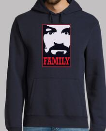 Manson has a family