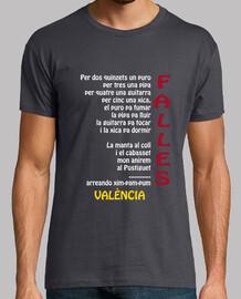 Manta al coll Fallas Valencia Rita
