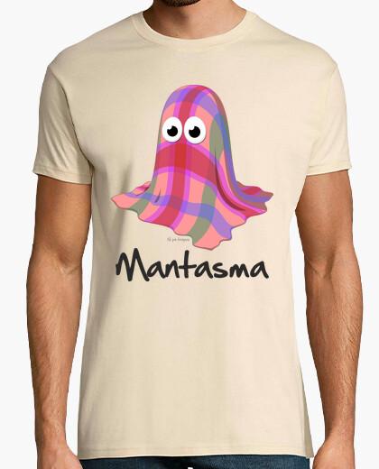 Camiseta Mantasma
