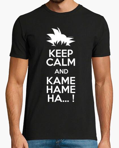 Camiseta mantén la calma