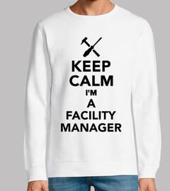 mantén la calma soy un gerente de insta