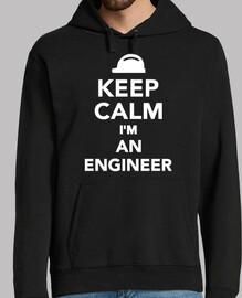 mantén la calma soy un ingeniero