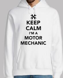 manten la calma soy un mecánico de moto