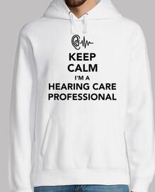 mantén la calma soy un profesional de l