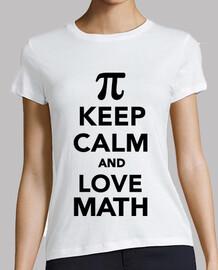 mantén la calma y ama las matemáticas p