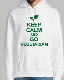 mantén la calma y hazte vegetariano