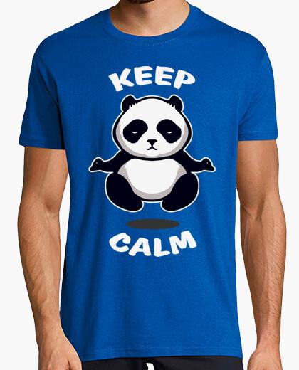 Camiseta mantener la calma